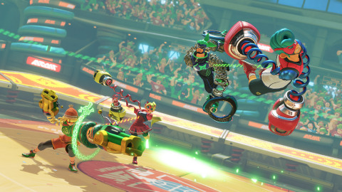 Nintendo Download: ARMS is Here!