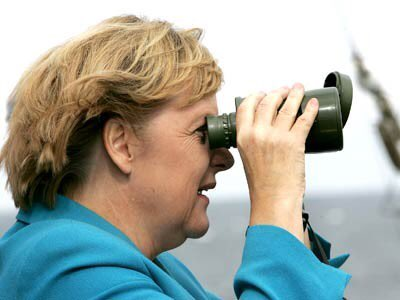 gamescom Being Opened by Chancellor Merkel for the First Time