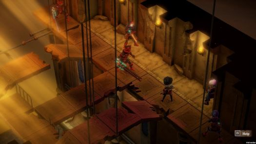CHILDREN OF ZODIARCS Review for PC
