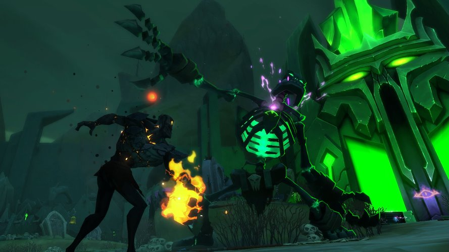 Dungeon defenders ii launches on xbox one ps4 and pc gaming cypher - Dungeon defenders 2 console ...