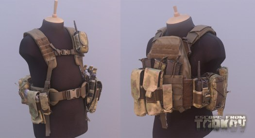 Escape from Tarkov Partners with Wartech Featuring in-Game Real World Equipment