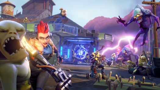 FORTNITE Coming to Consoles and PC July 25, New E3 Gameplay Trailer
