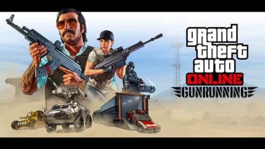 GTA Online: Gunrunning Now Available on Consoles and PC