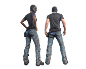 PLAYERUNKNOWN'S BATTLEGROUNDS Skins Twitch Prime Gaming Cypher 4