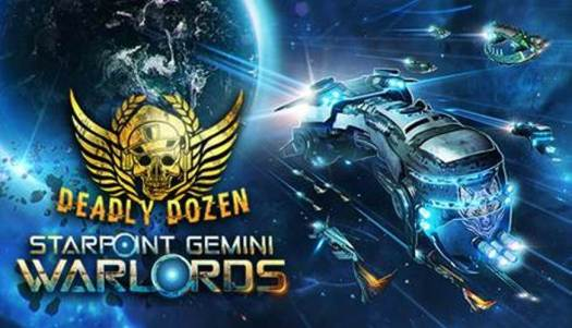 STARPOINT GEMINI WARLORDS Deadly Dozen DLC Now Out