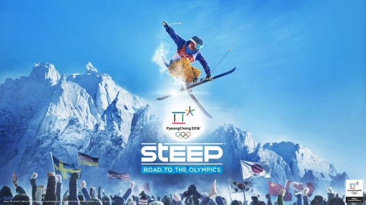 STEEP by Ubisoft Hits the Road to the Olympics Dec. 5