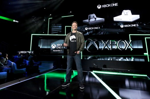 Microsoft Premieres World's Most Powerful Console Xbox One X