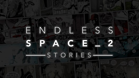 Endless Space 2 Comic Series Released by SEGA and Amplitude Studios