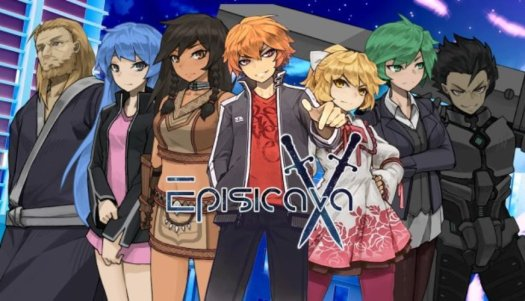 Episicava Vol. 1 - A Visual Novel Zooms Past Kickstarter Goal with 12 Days to Go