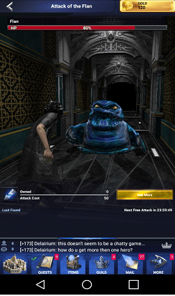 Final Fantasy XV: A New Empire Review for Android
