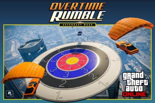 GTA Online Overtime Rumble Mode, The Grotti Cheetah Classic Plus Latest Discounts and Bonuses