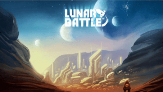 LUNAR BATTLE Review for iPhone
