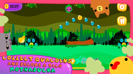 QuackButt Free-to-Play Endless Runner Now Available on Mobile