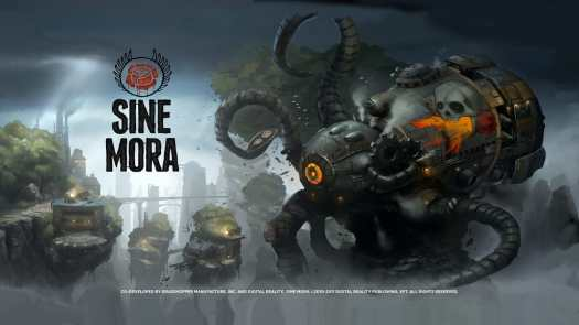 Sine Mora EX Heading to PS4, Xbox One and PC Aug. 8, Nintendo Switch Later this Summer