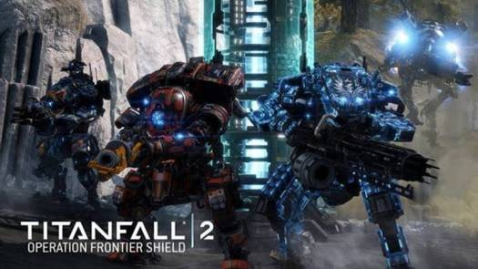Titanfall 2 Operation Frontier Shield DLC Drops July 25
