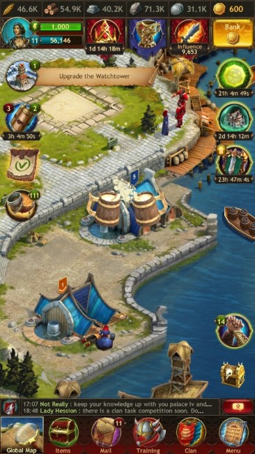 Vikings: War of Clans Review for iPhone
