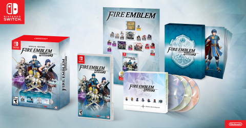 Nintendo Details Fire Emblem Warriors DLC Coming to Nintendo Switch and 3DS