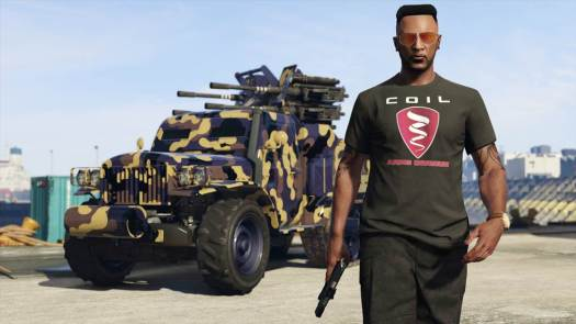 GTA Online New Additions for this Week (Aug. 15)