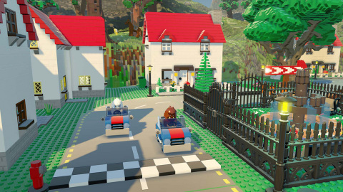 LEGO Worlds Available Now for Nintendo Switch