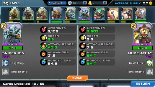 Titanfall: Assault Review for iPhone