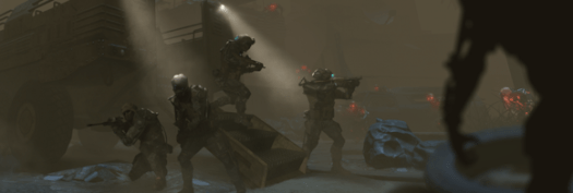 WARFACE Blackout Update Leaves Players in the Dark