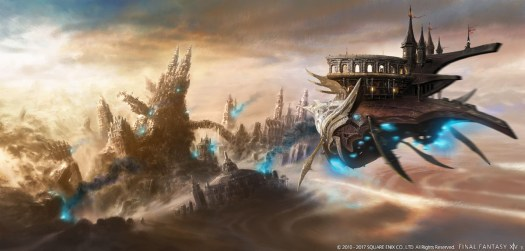 FINAL FANTASY XIV Patch 4.1 Content and Return to Ivalice Revealed