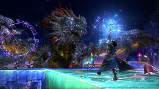 Ivalice Comes to FINAL FANTASY XIV: Stormblood Oct. 10