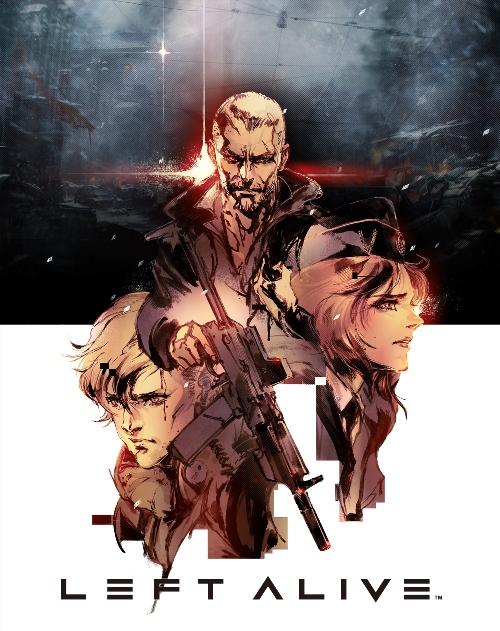 Tokyo Game Show 2017: Square Enix Reveals LEFT ALIVE