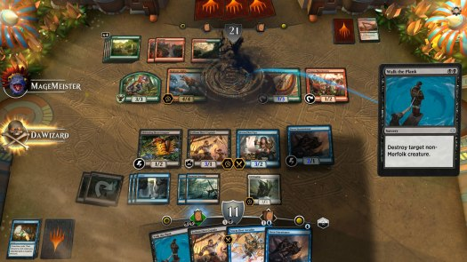 Magic: The Gathering Arena New Details Revealed by Wizards of the Coast