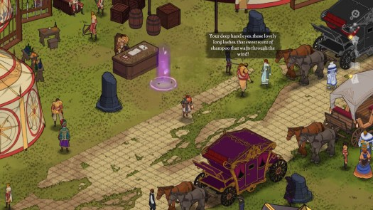 Masquerada: Songs and Shadows Review for PlayStation 4