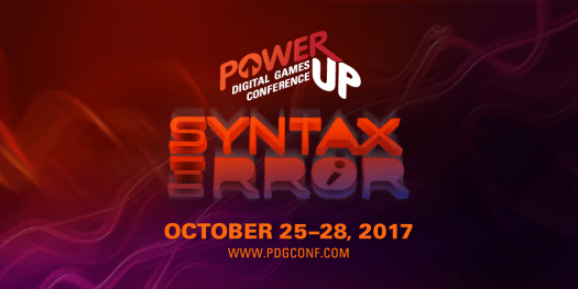 Power-Up Digital Games Conference: Syntax Error is Coming to Discord in October