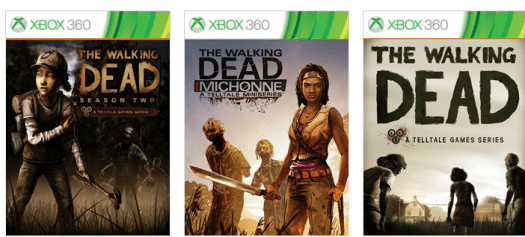 Xbox Backward Compatibility and The Walking Dead