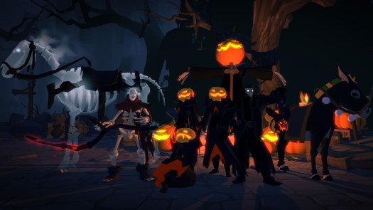 Albion Online Details Fall Season and Halloween Special Events