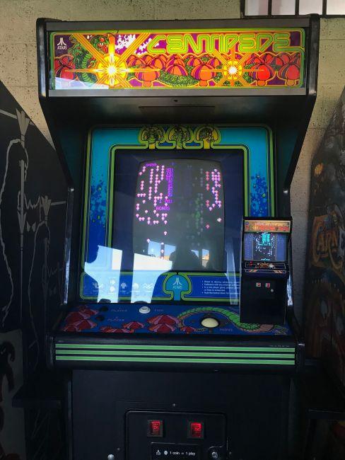 Atari and New Wave Toys Announce RepliCade X Centipede Mini Arcade Cabinet