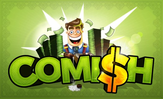 COMISH New Mobile Game by Opposite Lock Entertainment has Stockbrokers Rattled