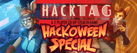 HACKTAG is Celebrating Halloween with its Biggest Content Update and New Trailer