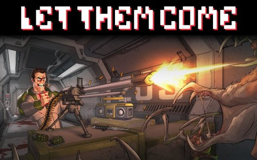 LET THEM COME Review for Xbox One