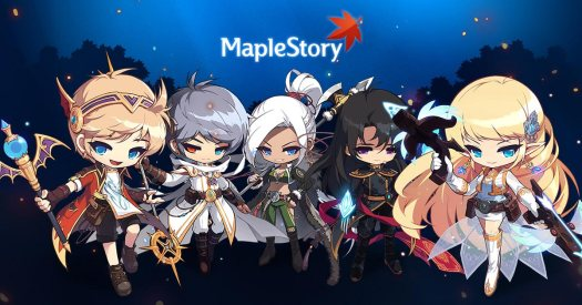 MapleStory 12 Years and Going Strong Infographic Released
