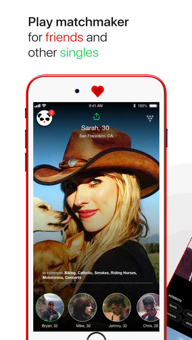 Ponder - Play Matchmaker Lets You Play Cupid and Earn Cash Now Available on App Store