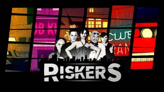 GTA-Inspired Shooter RISKERS Arrives on Steam Oct. 17