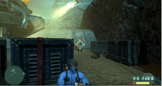 Rogue Trooper Redux Review for Nintendo Switch