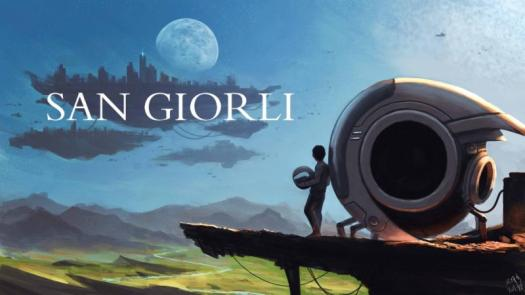 SAN GIORLI Dreamy Atmospheric Puzzler to Launch Exclusively for iOS this Fall
