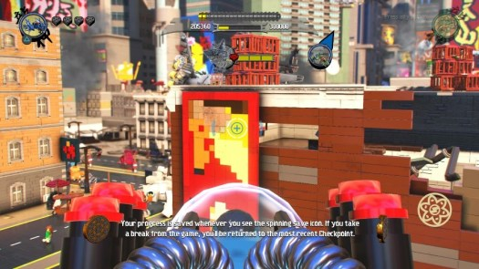 The LEGO NINJAGO Movie Video Game Review for PS4