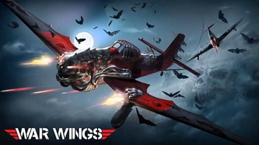 WAR WINGS Ace Pilots League Delivers Halloween Treats