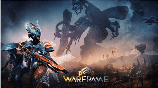 WARFRAME Plains of Eidolon Hitting PC Next Week