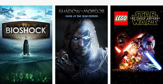 Xbox Deals with Gold and Spotlight Sale (Oct. 3)