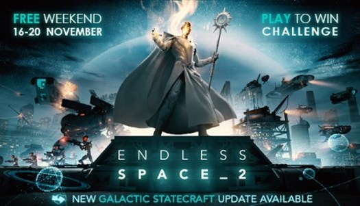 Endless Space 2 Launches Free Galactic Statecraft Update and Steam Free Weekend