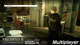 Final Fantasy XV Multiplayer Gaming Cypher