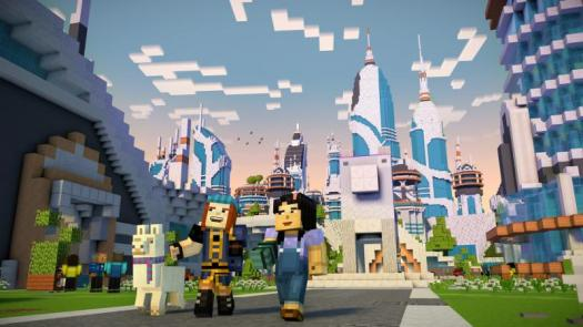 Minecraft: Story Mode - Season Two Ep  4 Now Available for Download