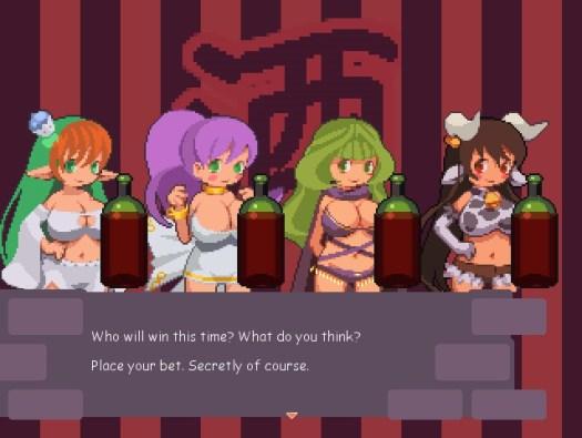 Nutaku Launches Sexy New Turn Based RPG Girls & Dungeons